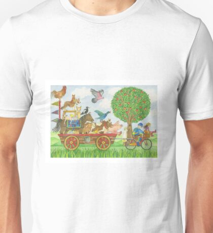 Farmyard Friends Unisex T-Shirt