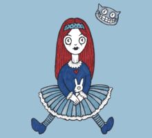 Red Haired Alice (Tee) Kids Clothes