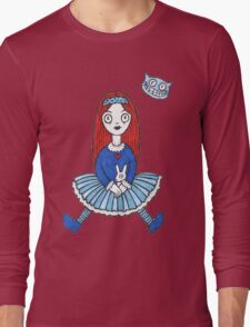 Red Haired Alice (Tee) Long Sleeve T-Shirt