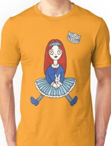 Red Haired Alice (Tee) Unisex T-Shirt