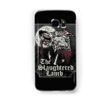 The Slaughtered Lamb  Samsung Galaxy Case/Skin