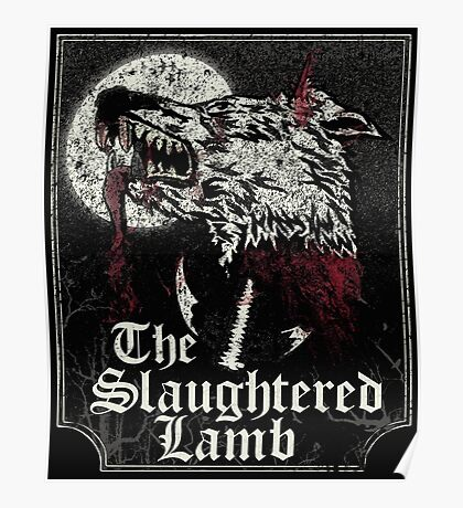 The Slaughtered Lamb  Poster