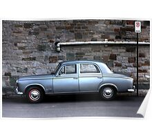 The Old Times New Ride - Peugeot 403 Poster