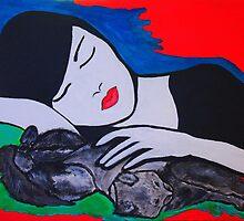 Sweet Dreams by Ming  Myaskovsky