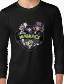 Bat Maniacs Long Sleeve T-Shirt