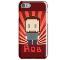 Rob iPhone Case/Skin