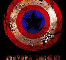 Civil War - Captain America by boyangz
