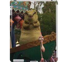 Louis the Alligator iPad Case/Skin