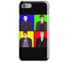 POPtor Who iPhone Case/Skin