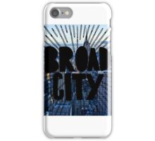 Broad City 3 iPhone Case/Skin