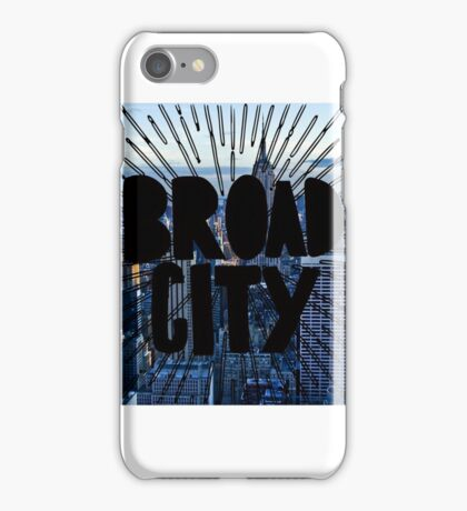 Broad City 3 iPhone Case/Skin