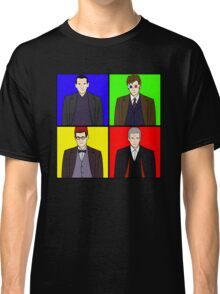 POPtor Who Classic T-Shirt