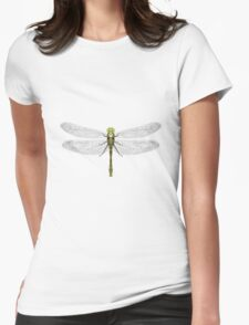Fly Dragonfly Womens Fitted T-Shirt