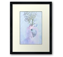 No.1 Sweet Framed Print