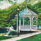 Salem Lake Spring Park by Jim Parker