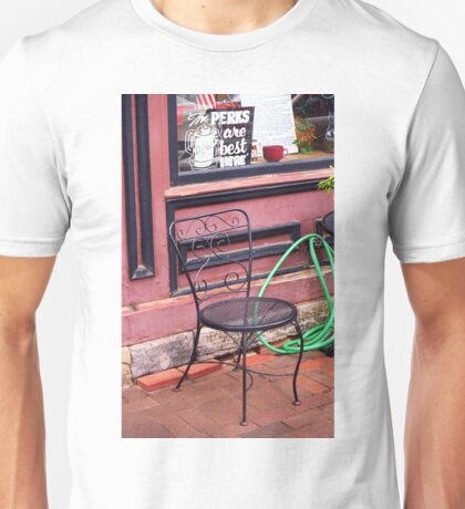 Jonesborough, Tennessee - Coffee Shop Unisex T-Shirt