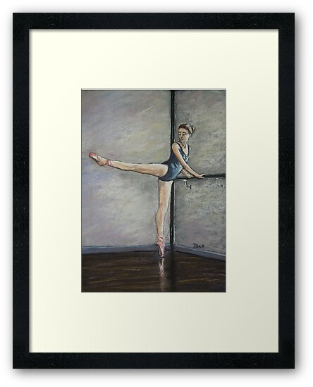 Dance is the hidden language of the soul by Dianne  Ilka
