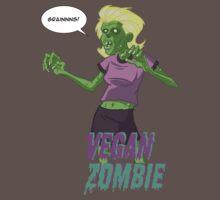Lady Vegan Zombie One Piece - Short Sleeve