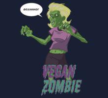 Lady Vegan Zombie