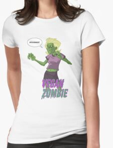 Lady Vegan Zombie T-Shirt