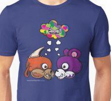 T-Shirt 68/85 (Financial) by Rhys Psychler Unisex T-Shirt