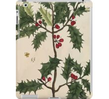 A curious herbal Elisabeth Blackwell John Norse Samuel Harding 1737 0526 The Holly Tree iPad Case/Skin