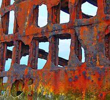 Shipwreck by Jennifer Hulbert-Hortman