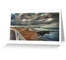 Nobbys cloud Greeting Card