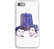 Doctor Who - Ten & Eleven iPhone Case/Skin