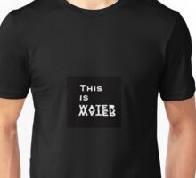 This is Water Too Unisex T-Shirt