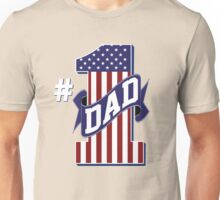 Number 1 Dad Unisex T-Shirt