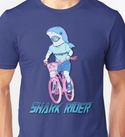 Shark Rider Unisex T-Shirt