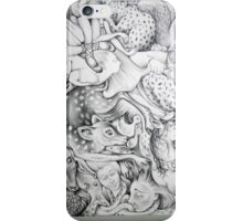 Woven Drawing 11 iPhone Case/Skin