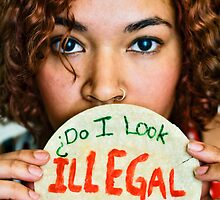 Illegal Tortilla by Minie Gonzalez