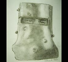 """Ned Kelly"" by Caroline Everett"