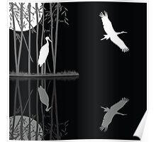 stork family Poster
