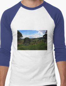 Bega, NSW Men's Baseball ¾ T-Shirt