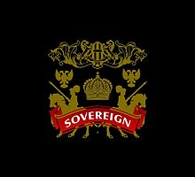 Fit For A Sovereign Coat-of-Arms by Vy Solomatenko