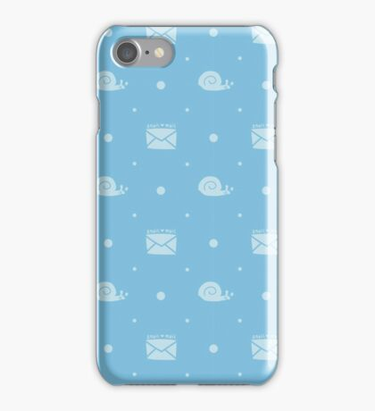 Snail Mail iPhone Case/Skin