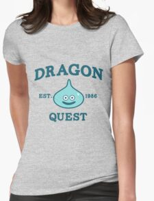 Dragon Quest Womens Fitted T-Shirt