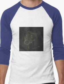 """""""Homeless"""" Men's Baseball ¾ T-Shirt"""