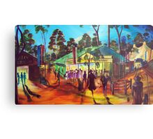 GYMPIE MUSTER - COLLECTION - MUSTER TAVERN SWAGGER Metal Print