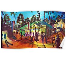 GYMPIE MUSTER - COLLECTION - MUSTER TAVERN SWAGGER Poster