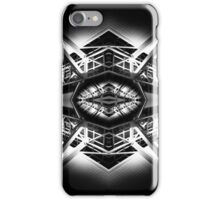 Mechanical Reflections iPhone Case/Skin