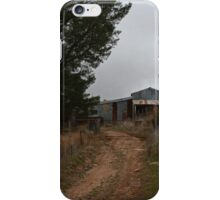 Shed iPhone Case/Skin
