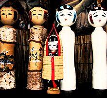 Chorus Line by fenjay