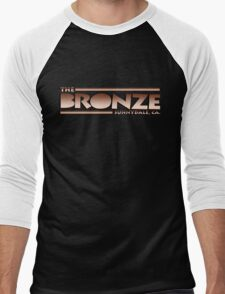 The Bronze at Sunnydale (Buffy the Vampire Slayer) Men's Baseball ¾ T-Shirt