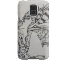 Fey Dragon Samsung Galaxy Case/Skin