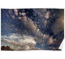 Cloud Fantasy Poster