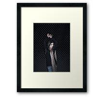 3176 Framed Print